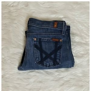 7 for all mankind MIA jeans size 30